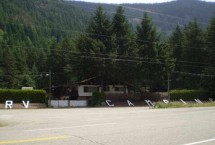 Photograph of Canyon Alpine RV Park and Campground, Boston Bar