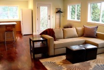 Photograph of Fort Boutique Suite, Fort Langley