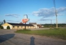 Photograph of Trading Post Motel, Ignace