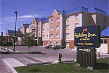 Photograph of Holiday Inn Express Hotel ( South ), Calgary