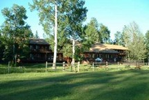 Photograph of Black Cat Guest Ranch, Hinton