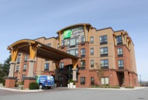 Photograph of Holiday Inn Express Hotel and Suites, Richmond