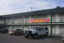 Photograph of 97 Motor Inn, Prince George