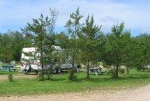 Photograph of Blueberry Hill RV Park, Athabasca