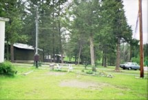 Photograph of Wildwood Campsite, Williams Lake