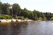 Photograph of Doe Lake Park, Katrine