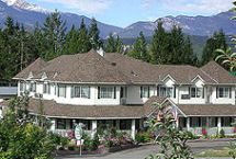Photograph of The BC Village Country Inn, Radium Hot Springs