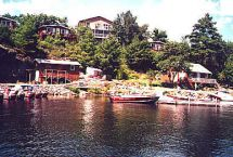 Photograph of Pleasant Cove Resort, Pointe Au Baril