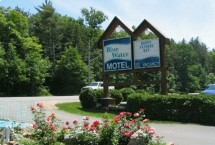 Photograph of Blue Water Motel, Grand Bend