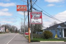 Photograph of Hillcrest Motel, Saint John