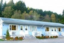 Photograph of Bayview Motel, Alma