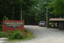 Photograph of Oakhill Pines Campground, Oak Hill