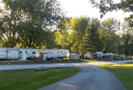 Photo of Cameron's Point Family Campsite